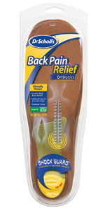 BACK PAIN RELIEF ORTHOTICS