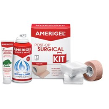 AMERIGEL POST-OP SURGICAL KIT (Flex Tape)